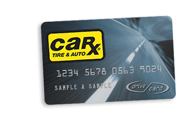 the drive credit card